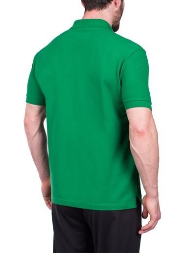 Lescon 18S-1251 Yeşil Erkek T-Shirt Yeşil